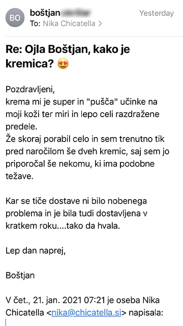Boštjan mail