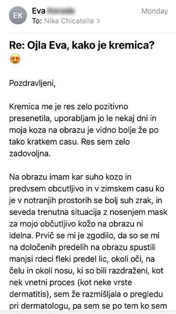 Eva 2 mail