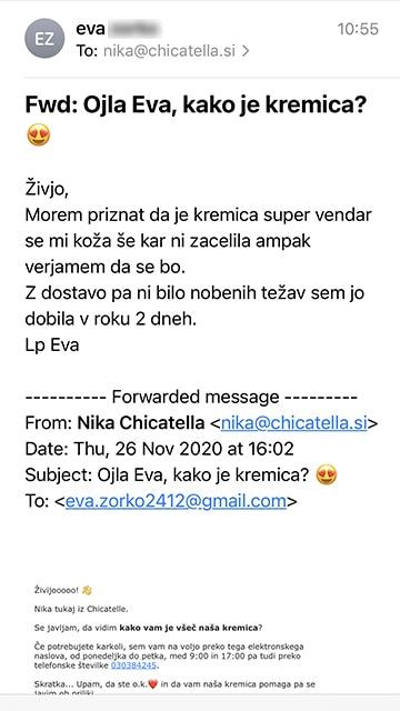 Eva mail