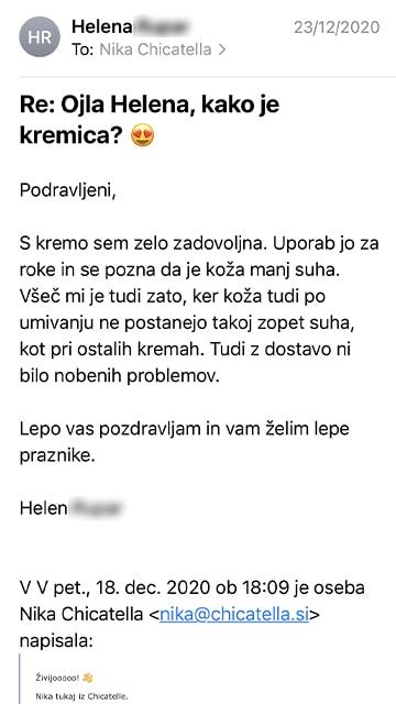 Helena 2 mail