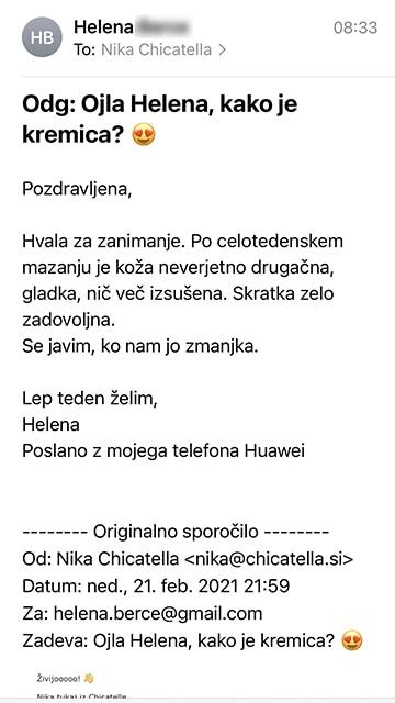 Helena 3 mail