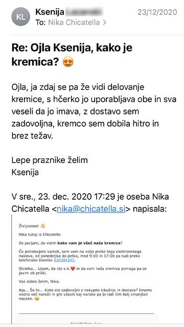 Ksenija mail
