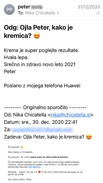 Peter mail