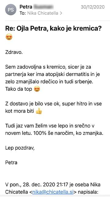 Petra mail
