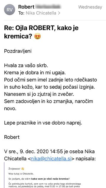 Robert mail