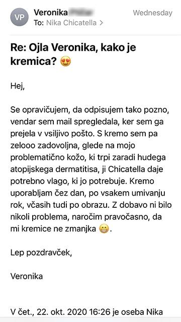 Veronika mail